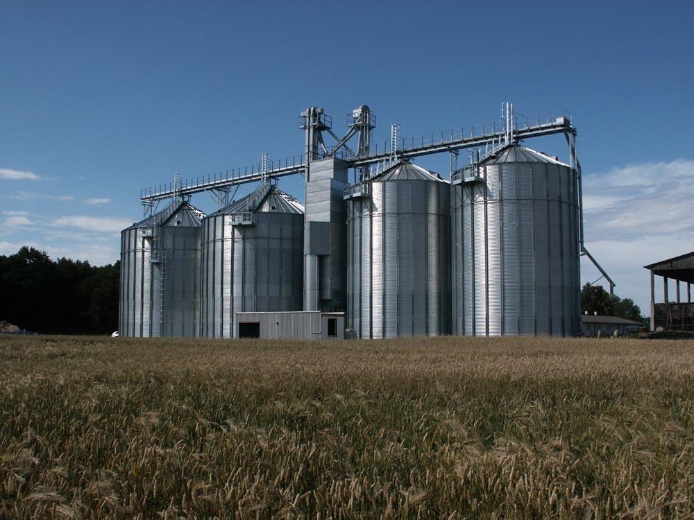 Рентабельность силосных зернохранилищ