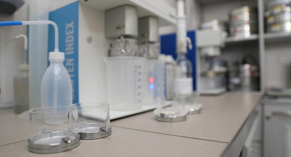 В Курганском филиале ФГБУ «Центр оценки качества зерна» приступили к исследованиям по микологии