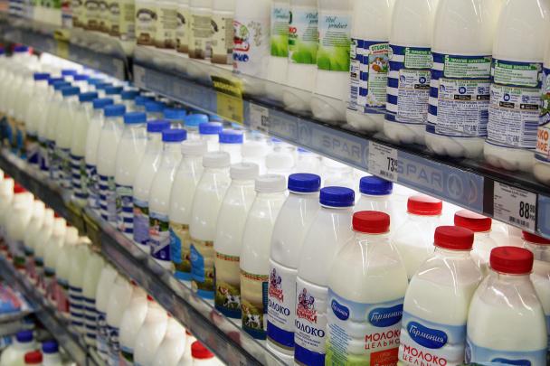Молочный союз предложил более плавные сроки внедрения маркировки молочной продукции
