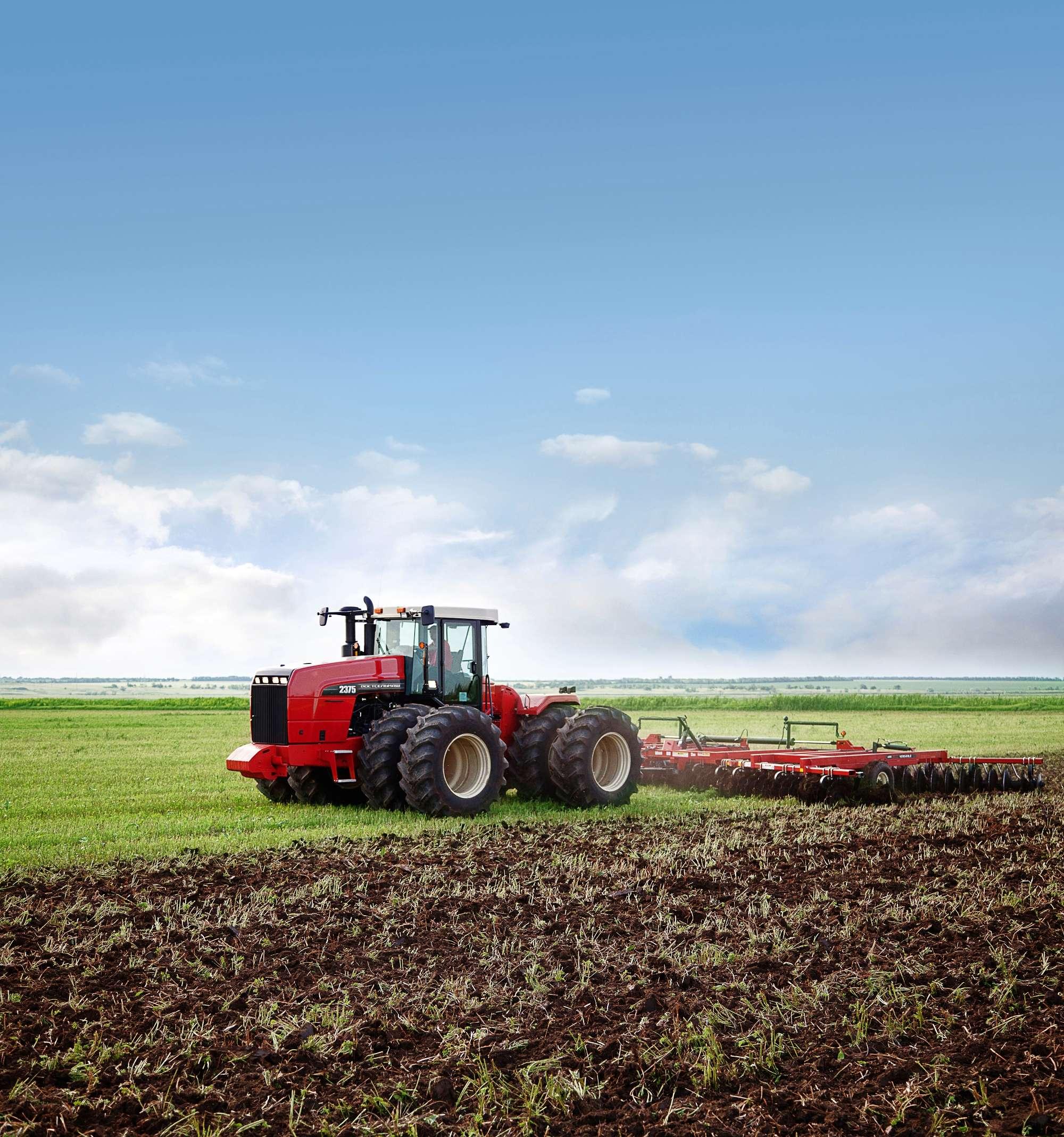 Аграрии Забайкалья активно приобретают сельхозтехнику Ростсельмаш