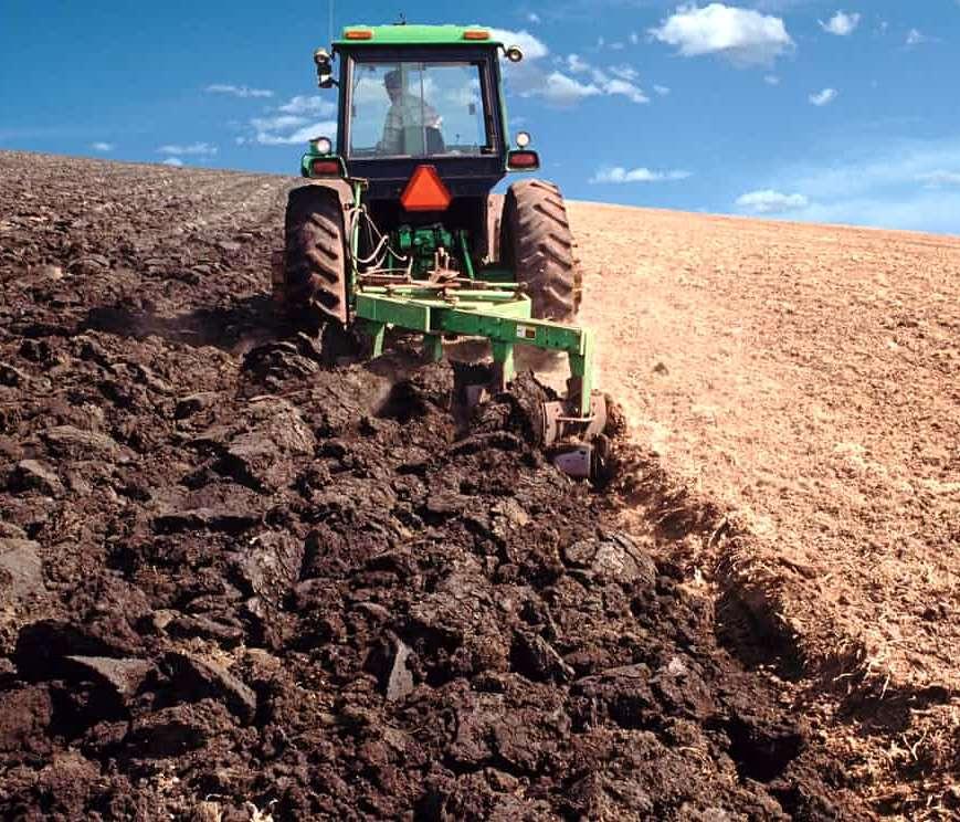 Подготовка почвы под сев