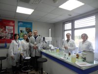 Тренинг по теме «Montanide vaccine fabrication and quality control course»