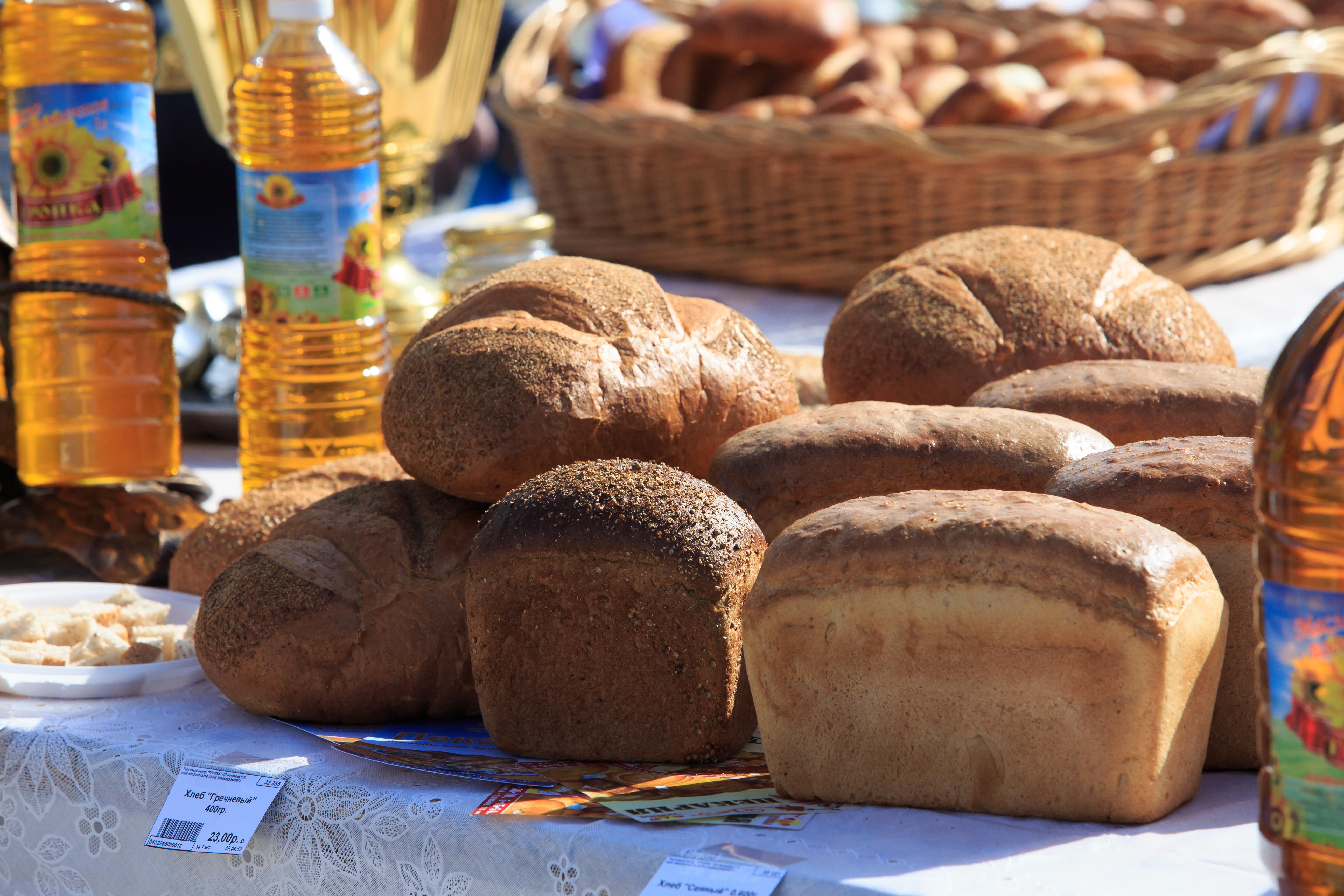 В Пензенской области самые дешевые в ПФО баранина, масло сливочное, сахар-песок, хлеб и булочные изделия